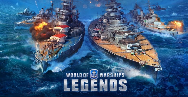 My Top World of Warships Legends Kills